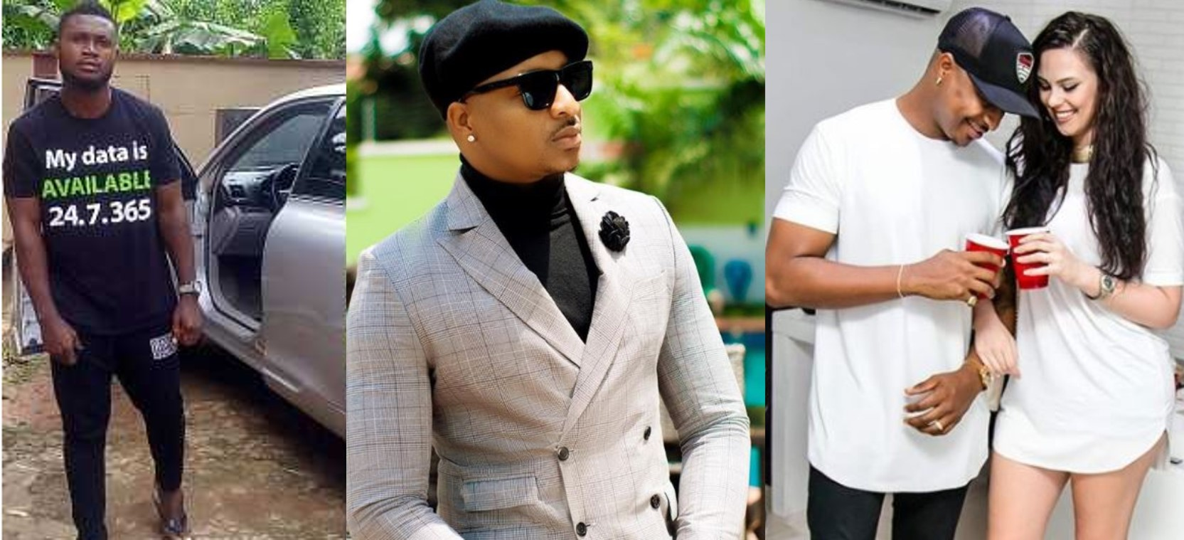 Actor Ik Ogbonna angrily replies man who proposed to his estranged wife, Sonia Morales