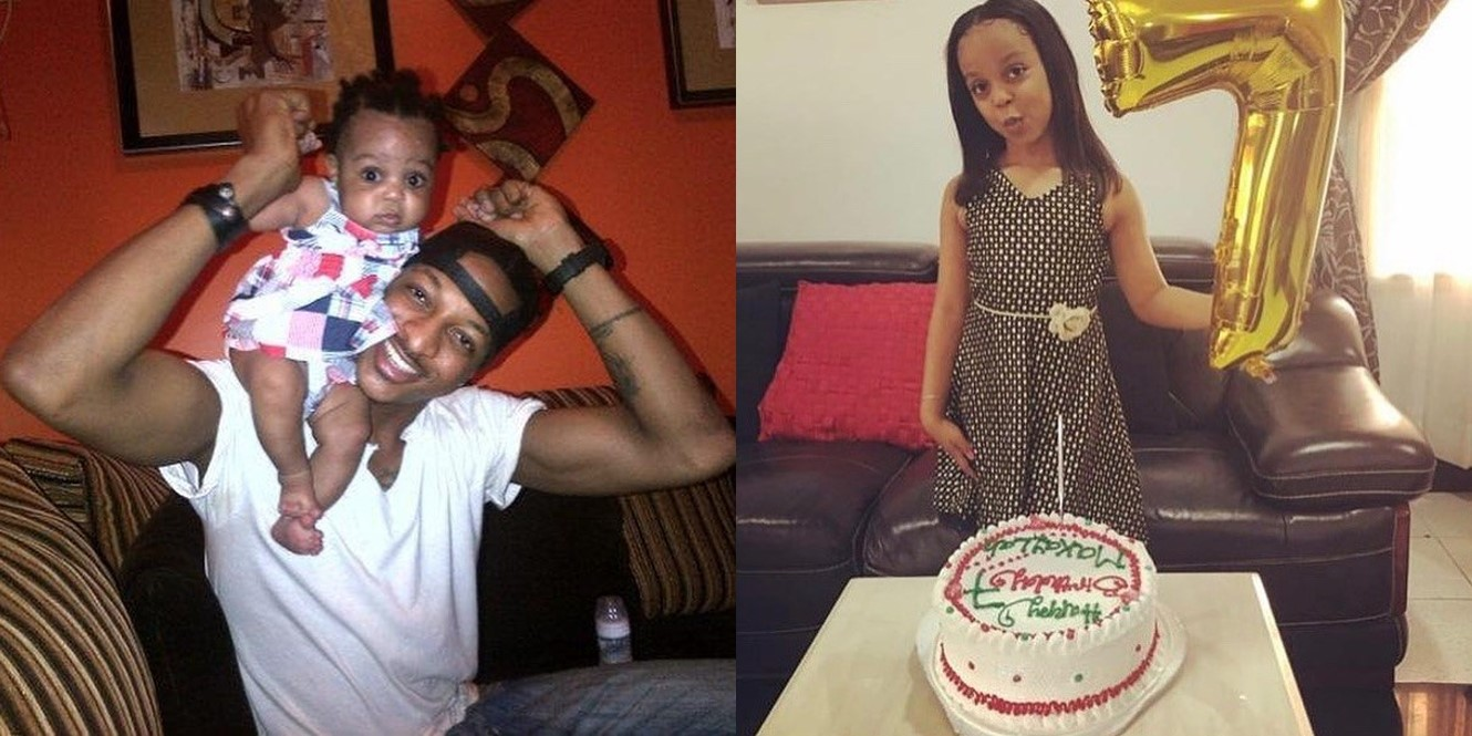 IK Ogbonna's babymama, Sonia blasts him for celebrating their daughter on Instagram; he replies