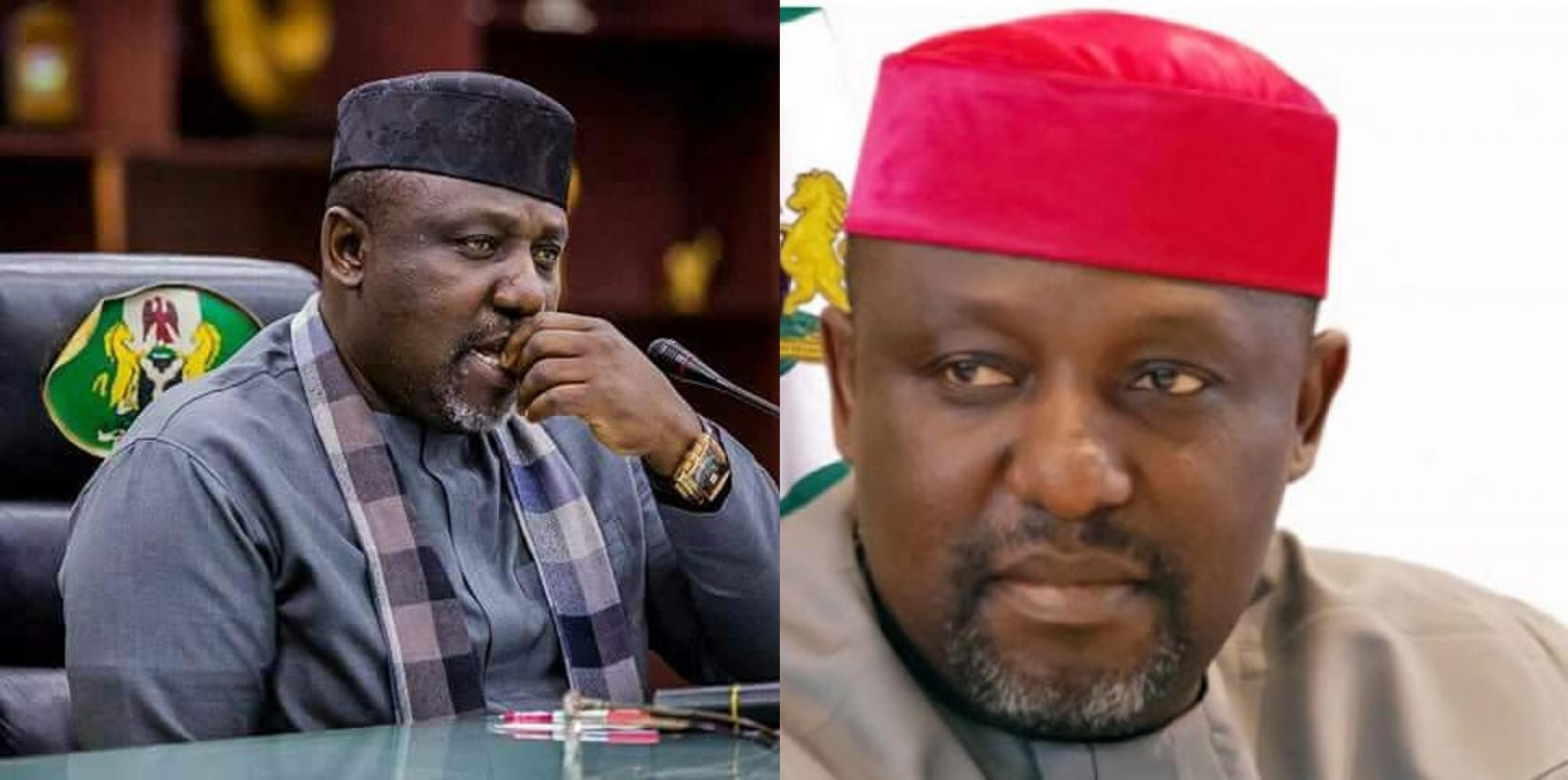 Imo state governor, Rochas Okorocha declares to run for presidency in 2023!