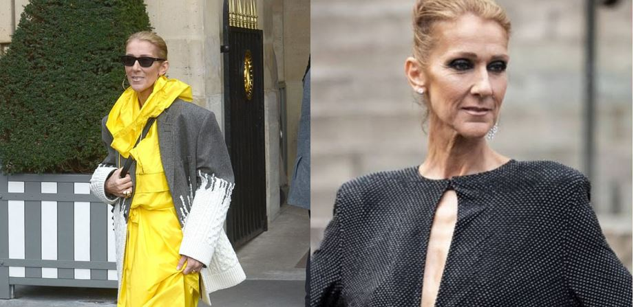 Celine Dion talks about her recent fashion style as she tells those criticising how she looks to 'leave her alone' (Photos)