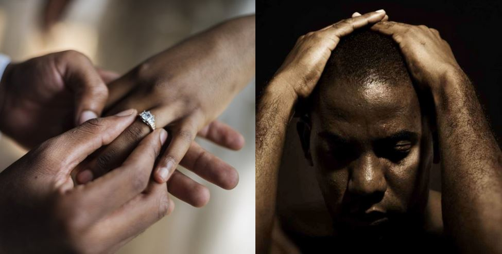 Man mistakenly proposes to girl he was planning to dump