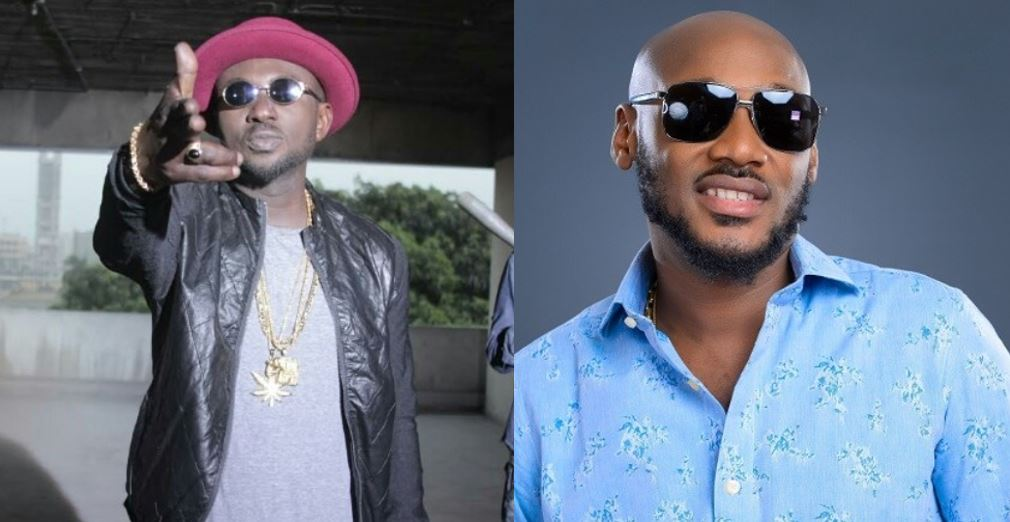2face replies Blackface who declared battle against him in 2019