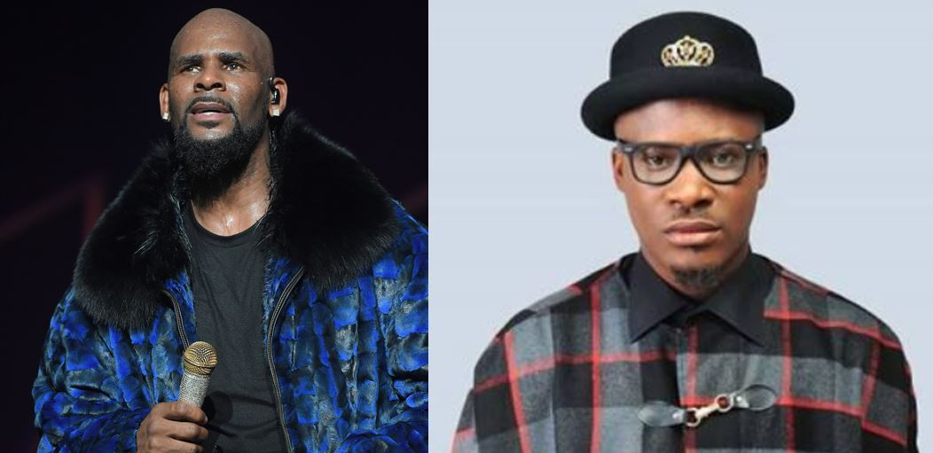 Americans drag Jaywon for calling R.Kelly a king