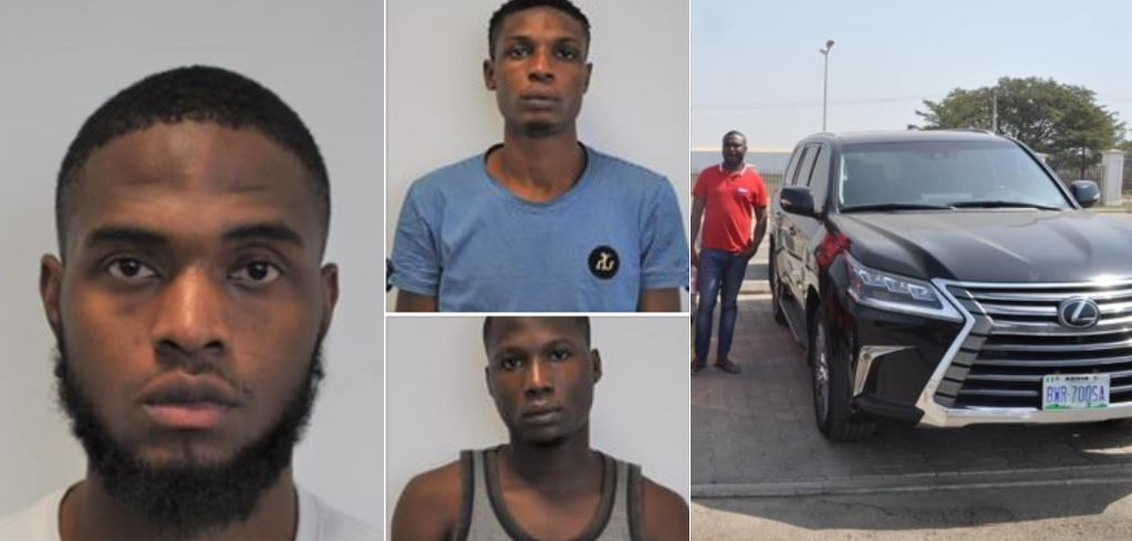 N300m duplex, two Bugatti and Benz recovered from Abuja yahoo boys