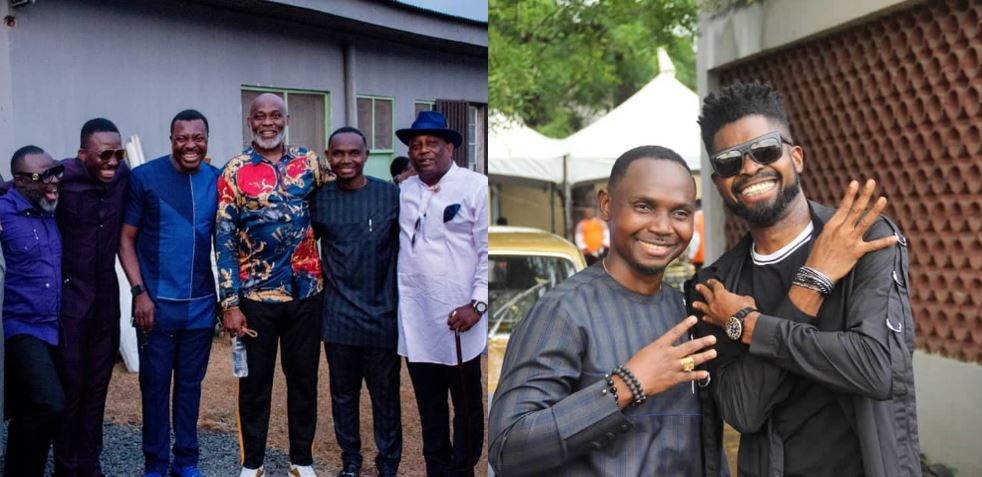 Photos From Star Studded 40th Birthday Party Of Teju Babyface