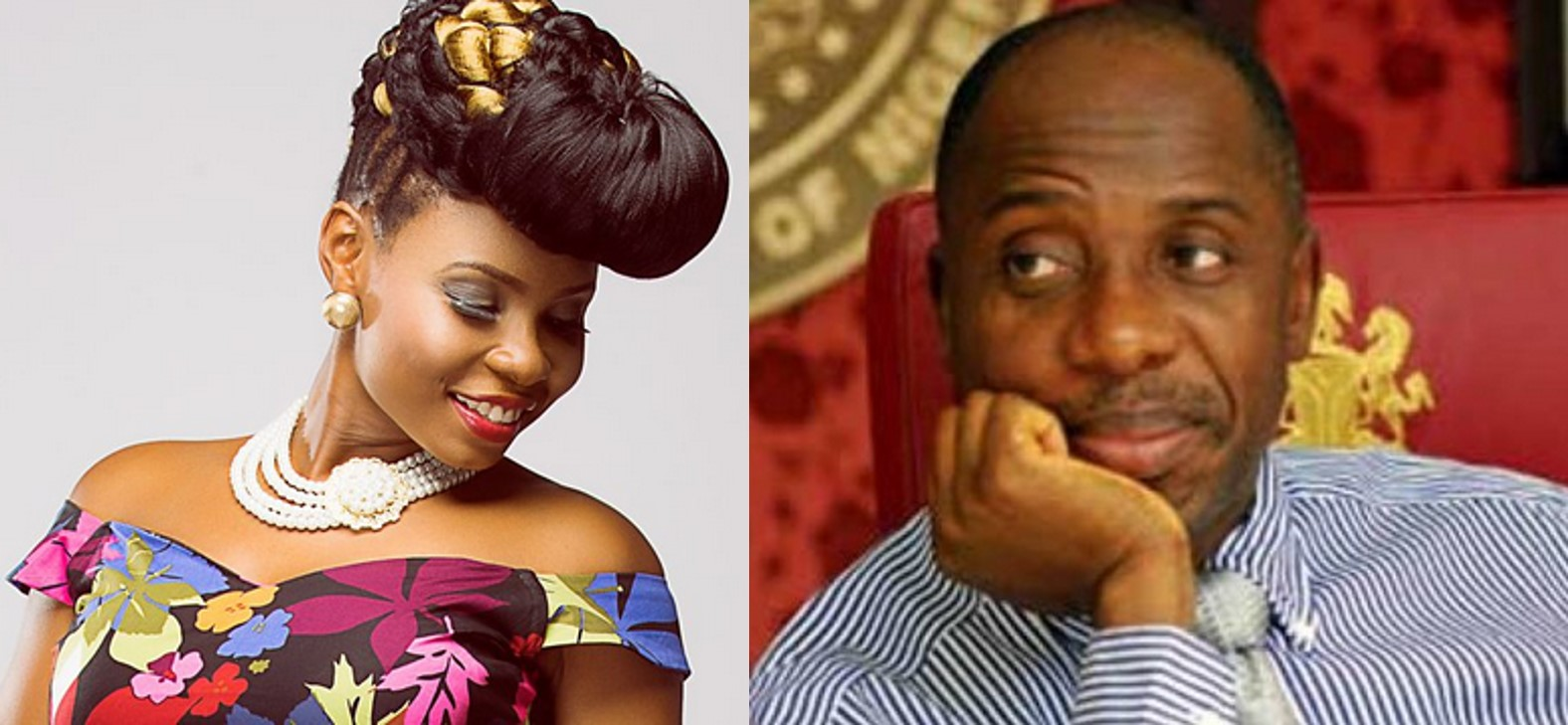 'Give way to those who still have hope in a better Nigeria' – Yemi Alade tells Amaechi