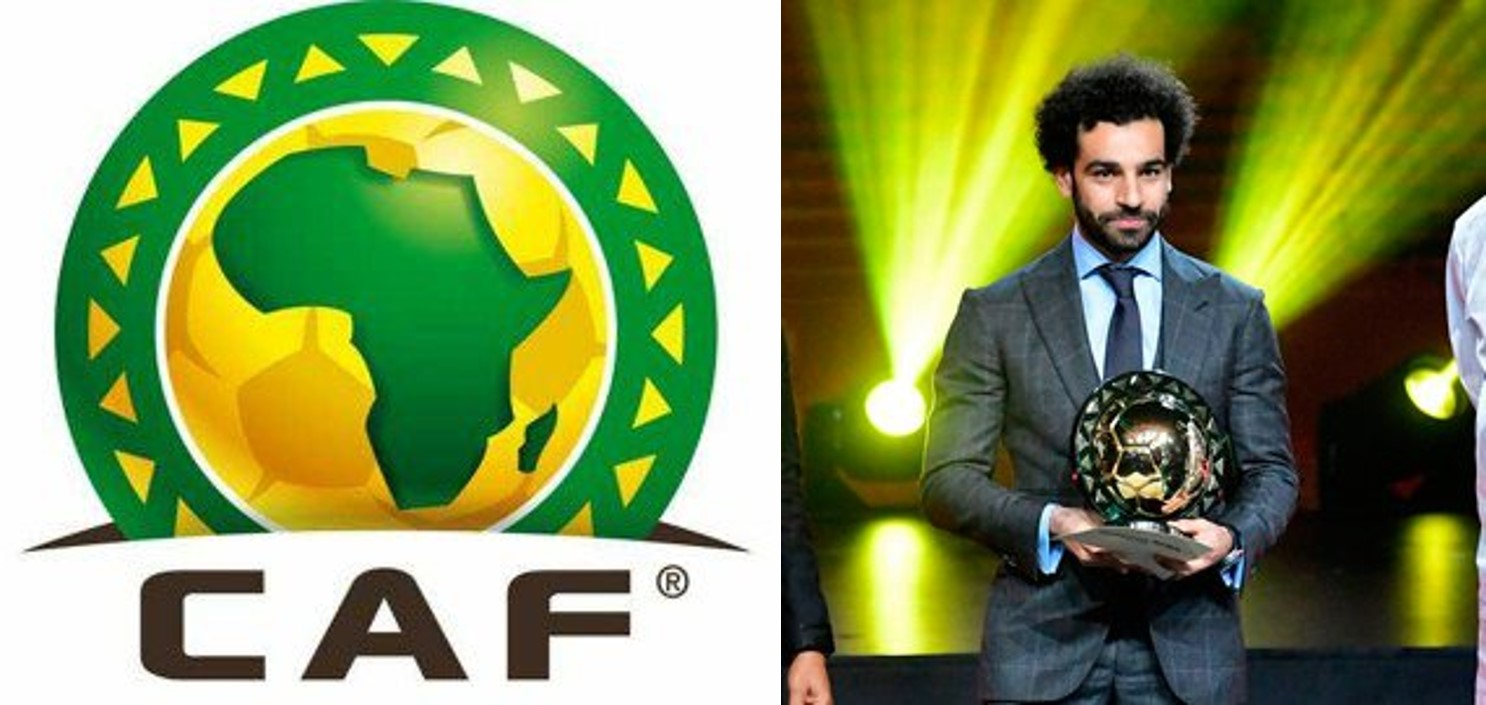 Mo Salah wins 2018 CAF Player of the Year award (Full list of winners)