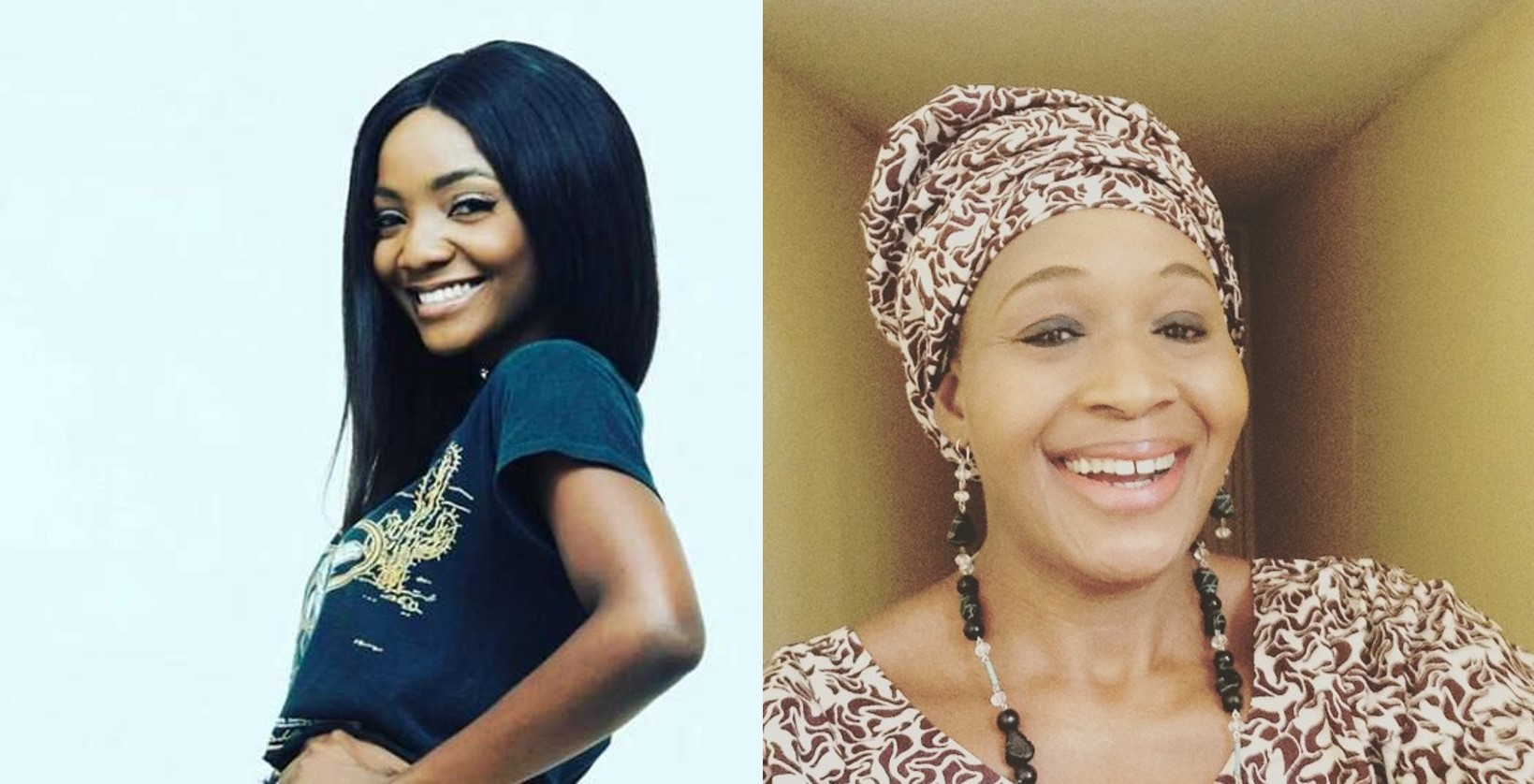 Simi is pregnant and in its second trimester – Kemi Olunloyo states