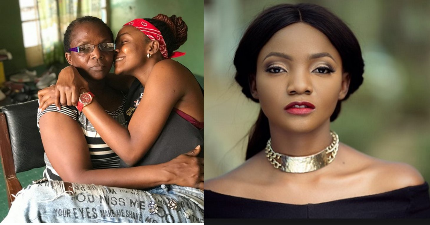 Simi publicly corrects her mum on Twitter and she replies (Screenshots)