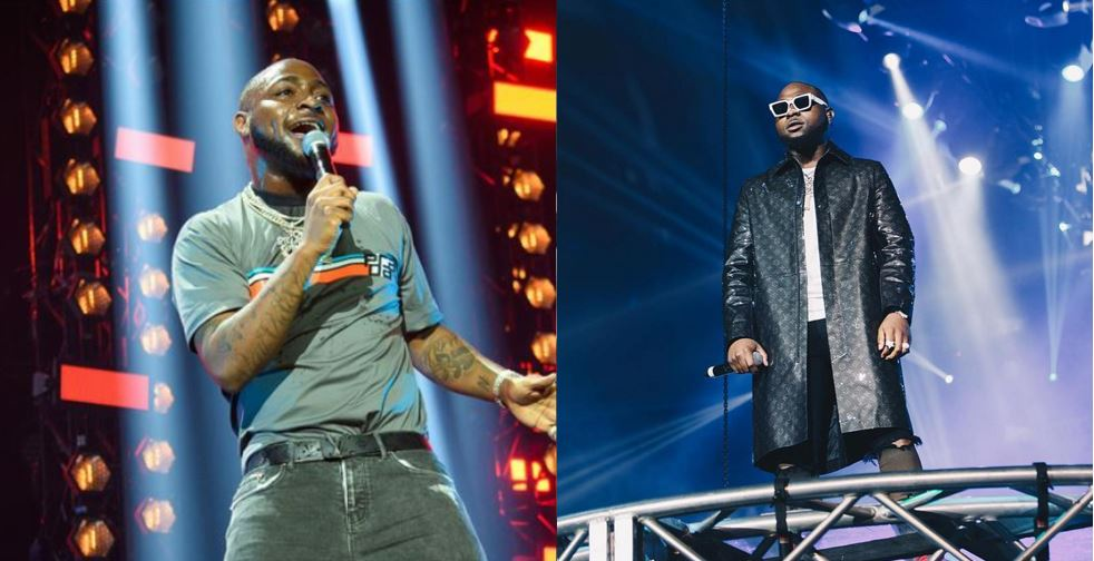 Davido blasts Sound City, provides evidence to prove that his concert in 02 Arena was indeed a sold out