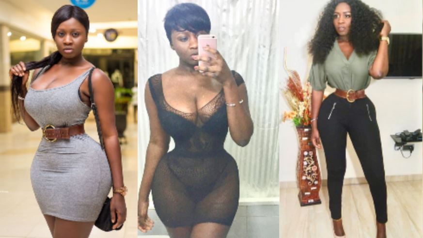 Actress Princess Shyngle begs for Mr Right, lists all the men she has dated in the past