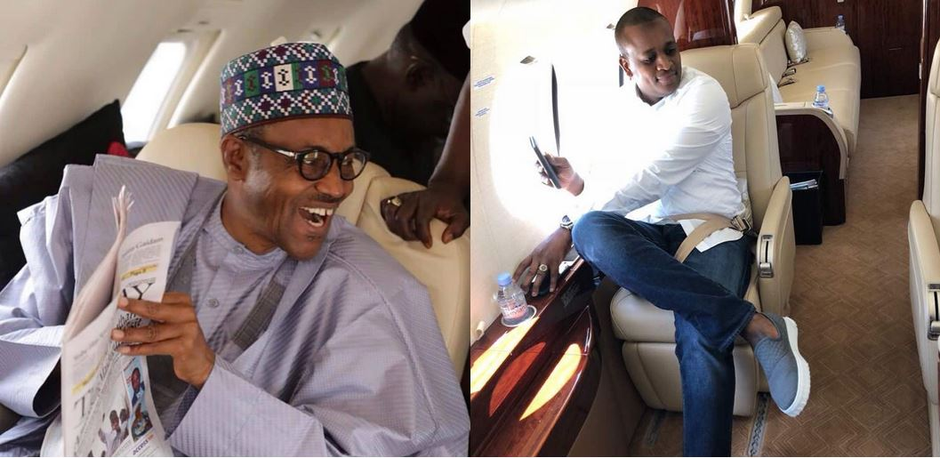 Nigerians Blast Buhari's Son-In-Law, Ahmed Indimi For Comparing APC And PDP