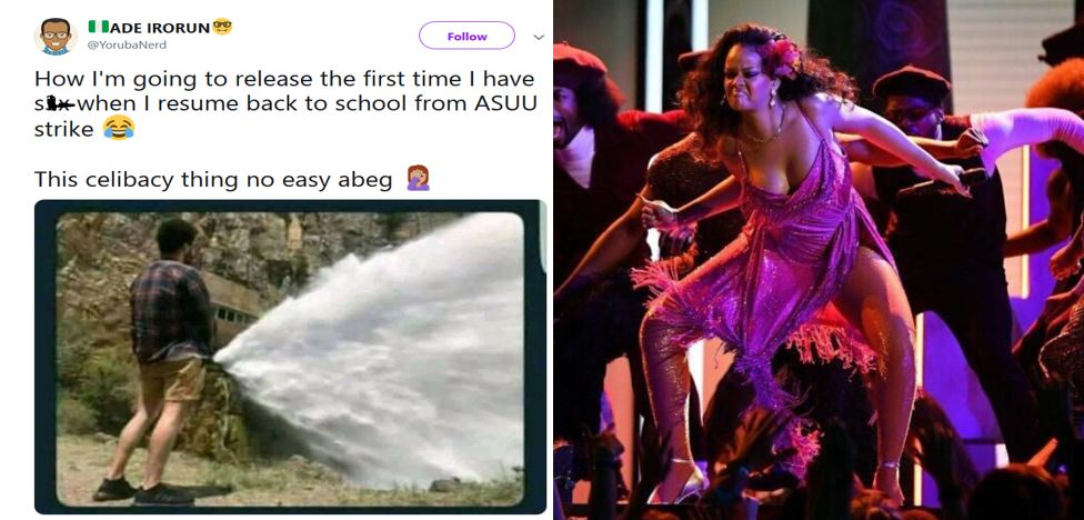 How Nigerian students hilariously reacted online after ASUU called off three-month old strike