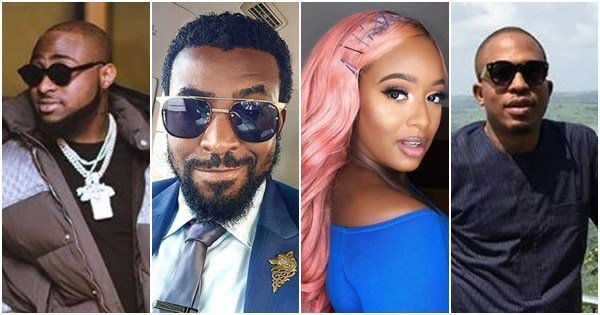 7 Nigerian celebrities who were born into rich families