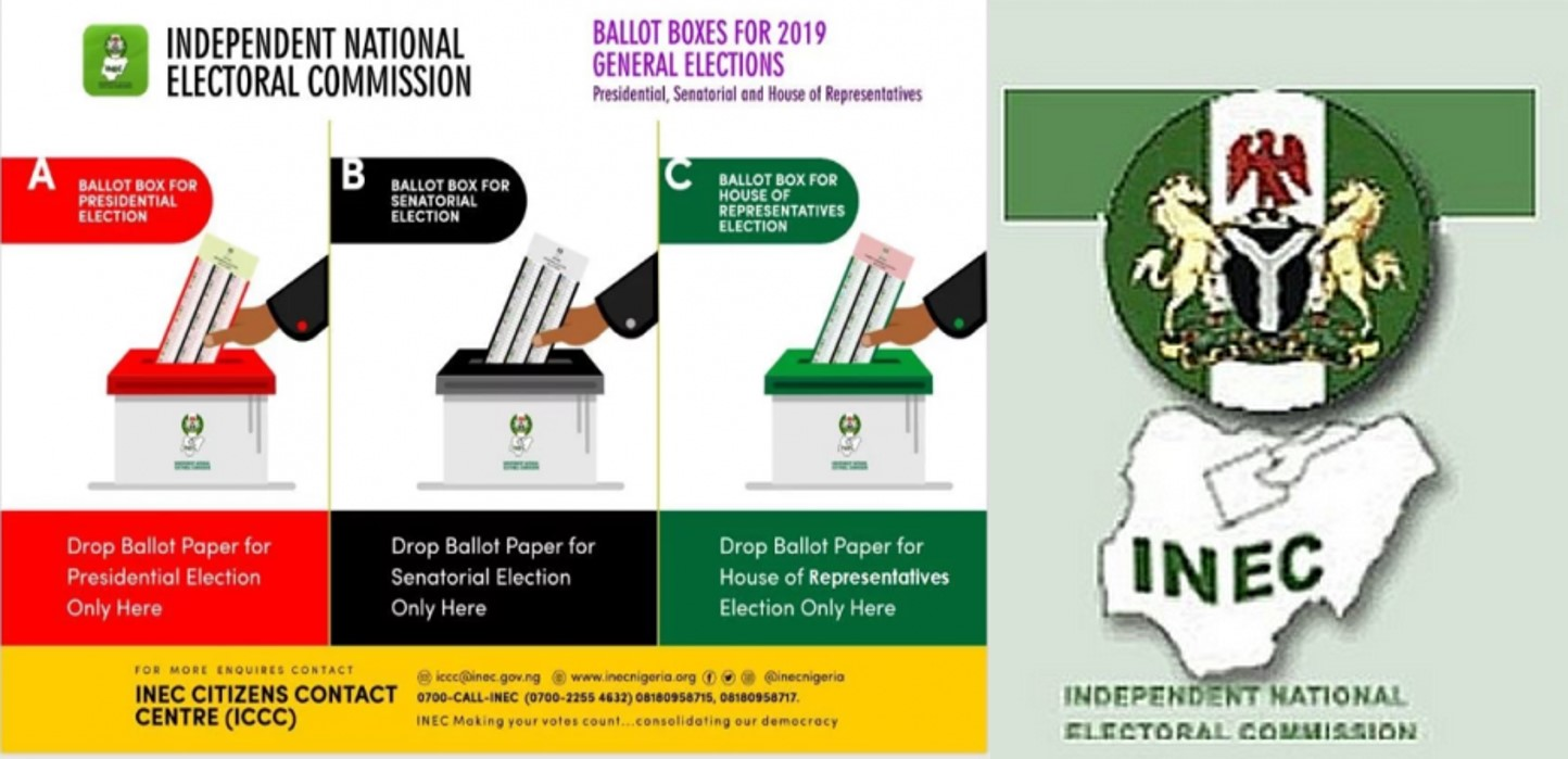 INEC releases samples of ballot boxes for presidential, senatorial, Reps elections