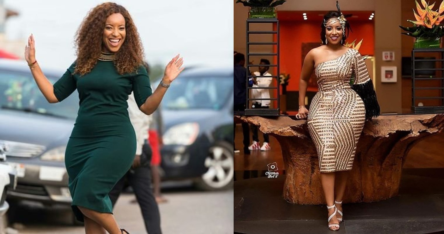 'You should stop making your man a goldmine and stop getting into relationships with high expectations – Ghanian actress, Joselyn Dumas advises ladies