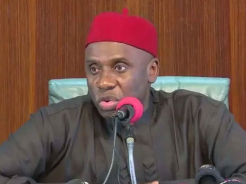 Amaechi says Nigeria would pay back loan to China in 20 years
