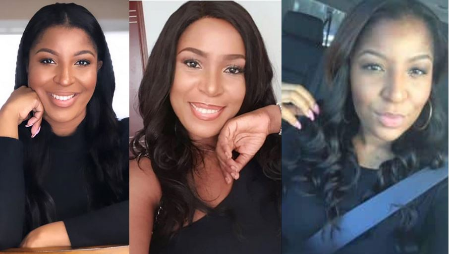 American lady reacts after being compared to Nigerian blogger, Linda Ikeji