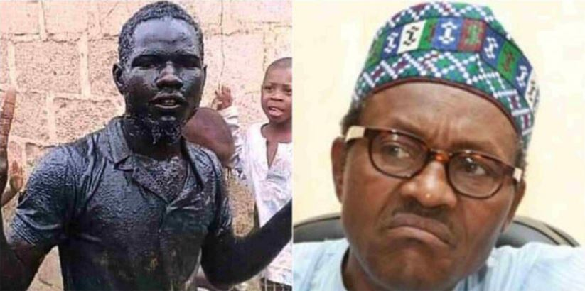 Bala Haruna, who drank gutter water to celebrate Buhari, is still alive