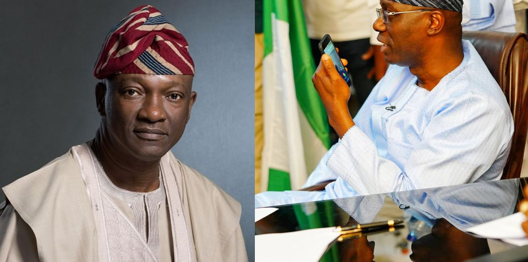 Jimi Agbaje of PDP calls Sanwo-Olu of APC to congratulate him on his victory in the Lagos gubernatorial election