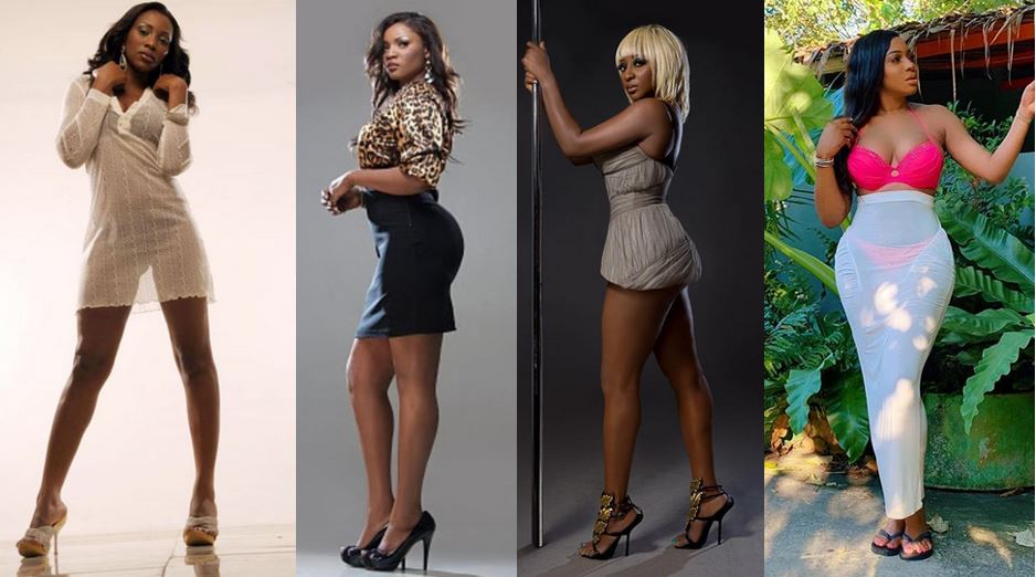 The 10 hottest Nigerian actresses ever