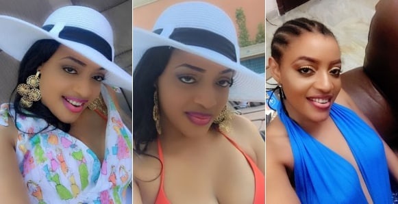 """""""Married guys biko stop sliding into my DM"""" – Nollywood Actress, Angel Ufuoma warns married men"""