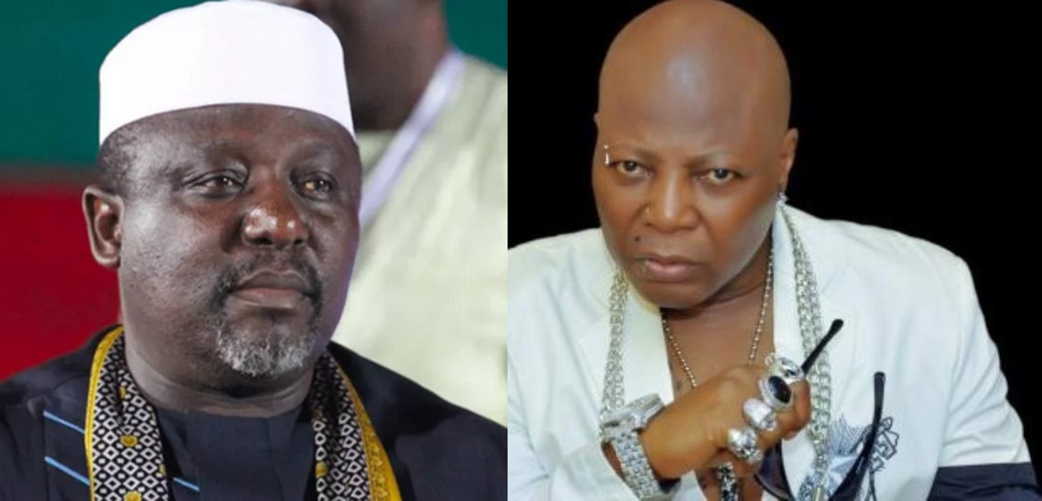 Charly Boy blasts Rochas Okorocha over the loss of the governorship election of his son in-law, Uche Nwosu
