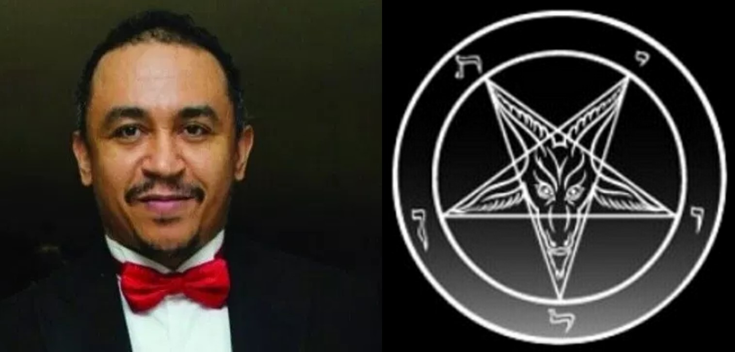 Daddy Freeze replies Church Of Satan following their reaction to his statement on marriage vows