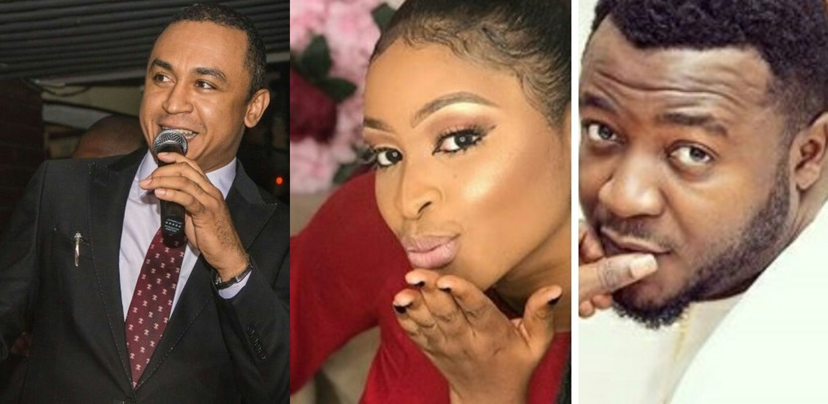 Etinosa and MC Galaxy are not to be blamed – Daddy Freeze reveals who's at fault