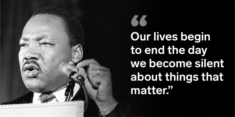 109 profound quotes of Martin Luther King Jr.