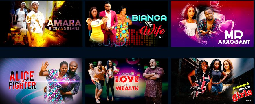 Where to watch Nigerian movies online