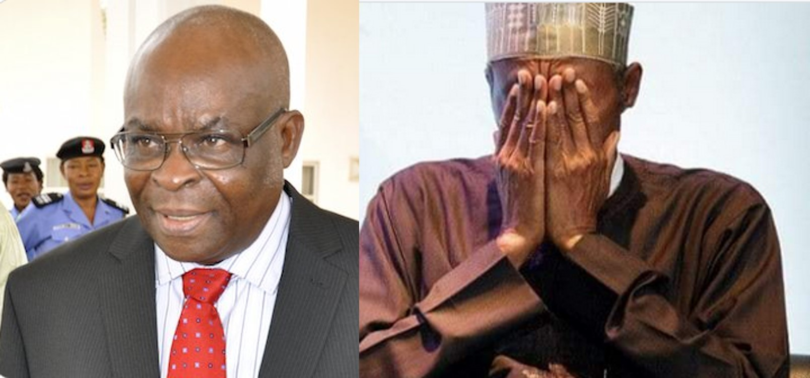 Nigerians react as FG closes case against Onnoghen