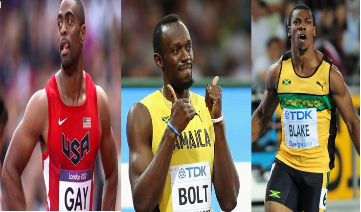 The fastest runners in the world