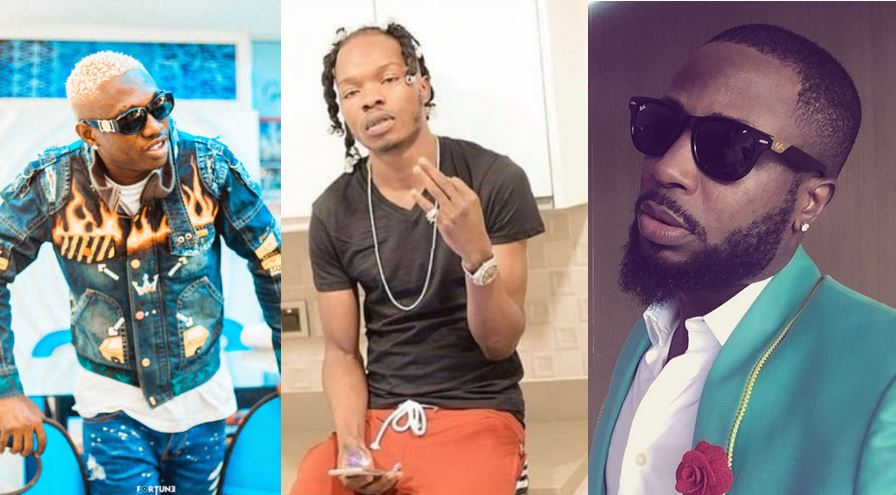 Tunde Ednut apologizes as Zlatan Ibile, Nairamarley and Davido blast him for questioning Nairamarley's stand on 'Yahoo Yahoo'