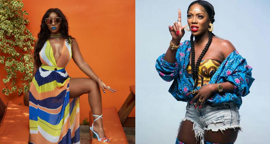 Kenyan Singer, Victoria Kimani calls out Tiwa Savage in her #fvckyouchallenge cover