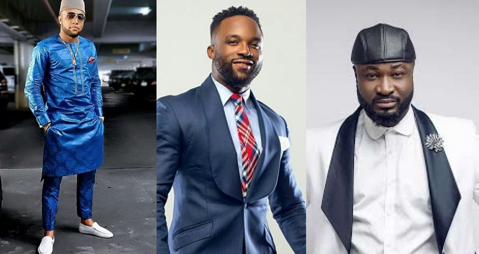 Kcee calls out Presh, Harrysong, Iyanya and others in his #FvckYouChallenge cover