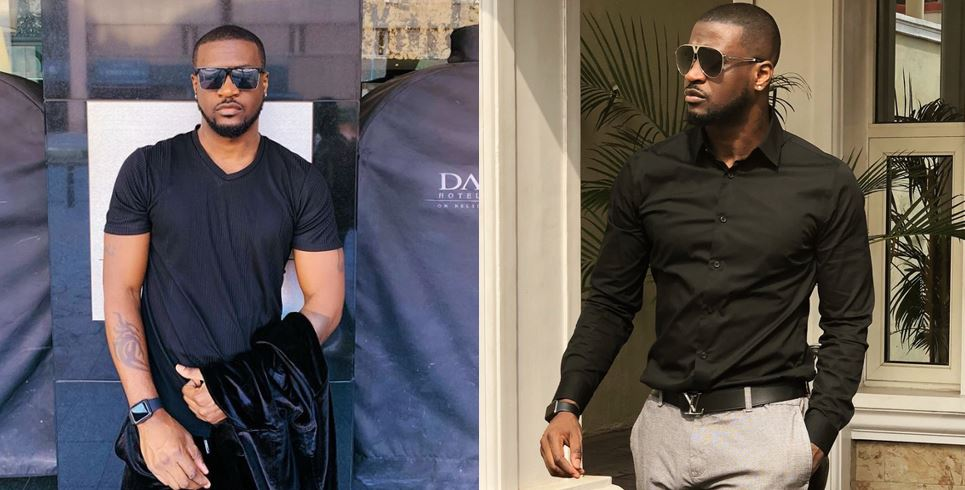 Fans disagree with Peter Okoye after he said those who really love their children should get a business not a job