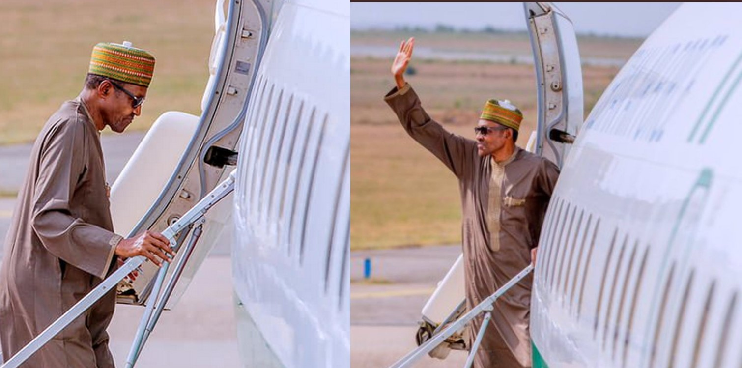 President Muhammadu Buhari heads to Chad for security meeting