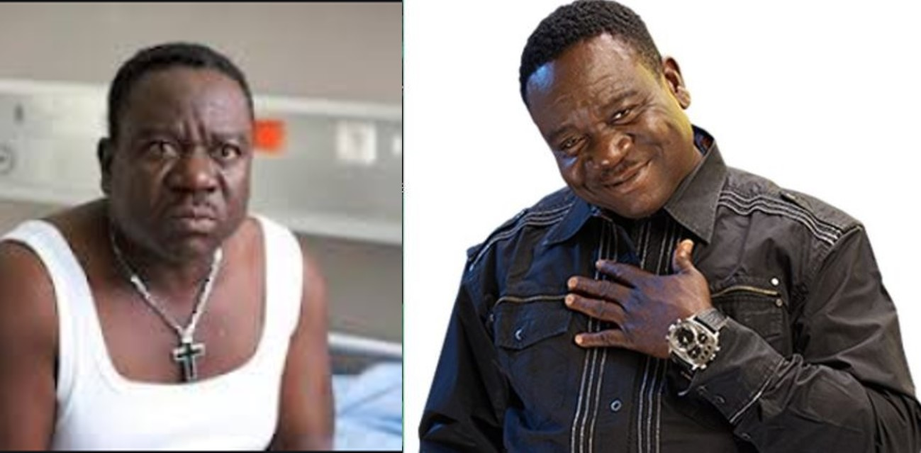 Nollywood actor, Mr Ibu, debunks report that he's down with stroke (Video)