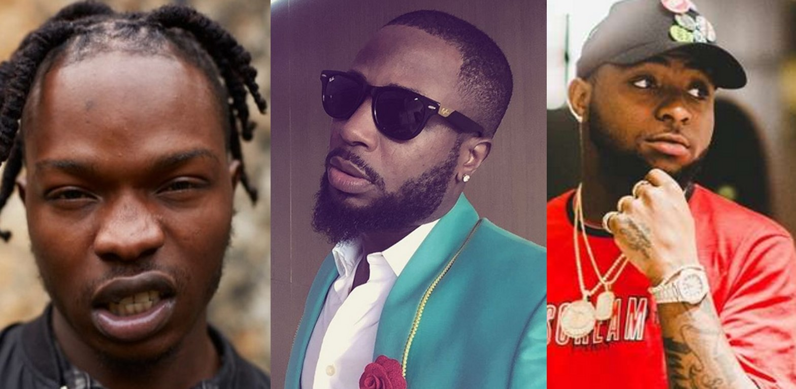 Davido replies Tunde Ednut after he called out NairaMarley for saying Yahoo is not a crime