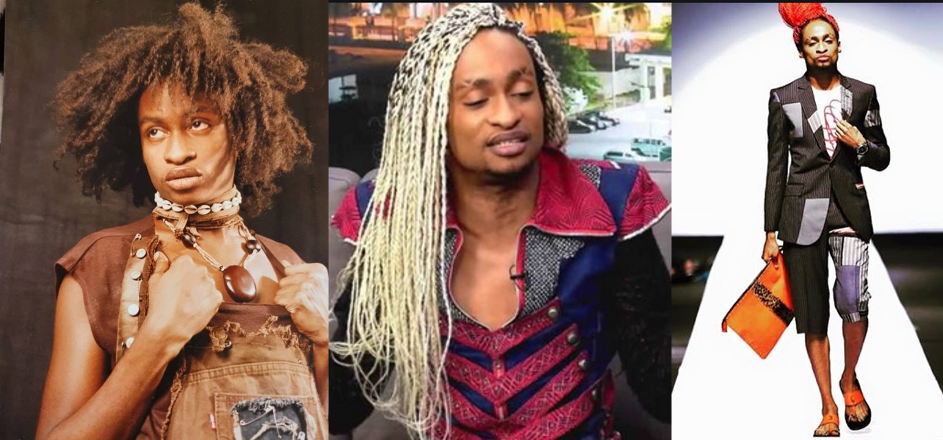 """U can never walk on my runway"" – Denrele recounts how he got rejected when he started his modelling career"