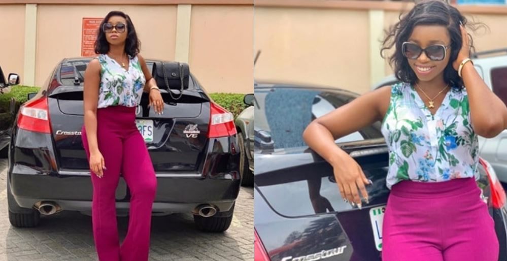 'We look super duper cute!'- Bambam says as she flaunts her new car