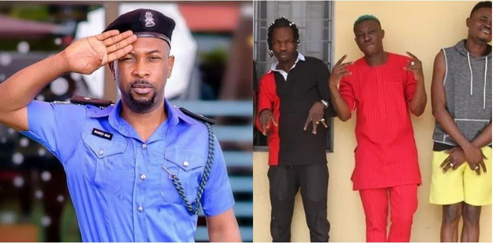 Ruggedman talks about having a hand in Naira Marley's arrest