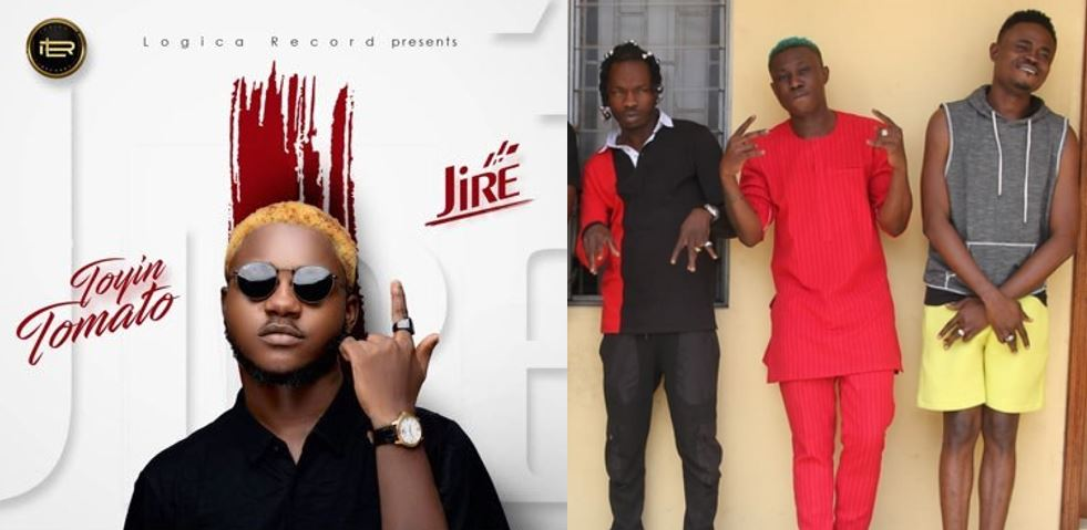 Naira Marley and Zlatan are not the only fraudsters in the industry – Singer Jire says