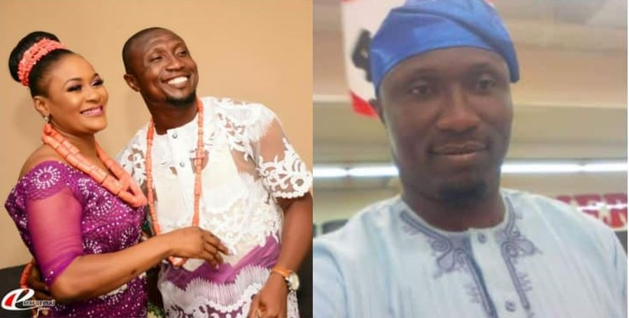Nigerian man accused of dumping his girlfriend of 18 years to marry another lady reacts