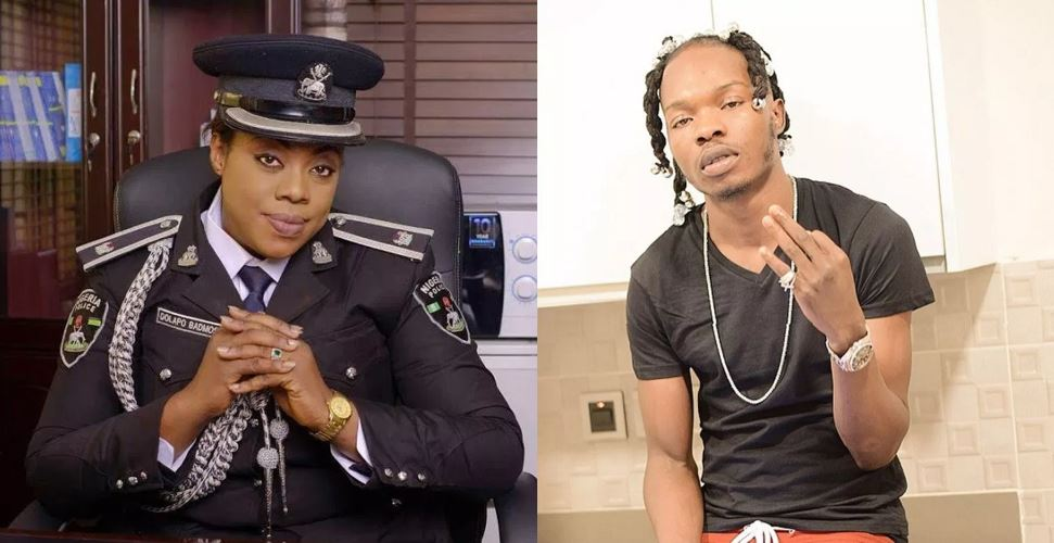 """One down, more to go"" – CSP Dolapo Badmus shades Naira Marley"