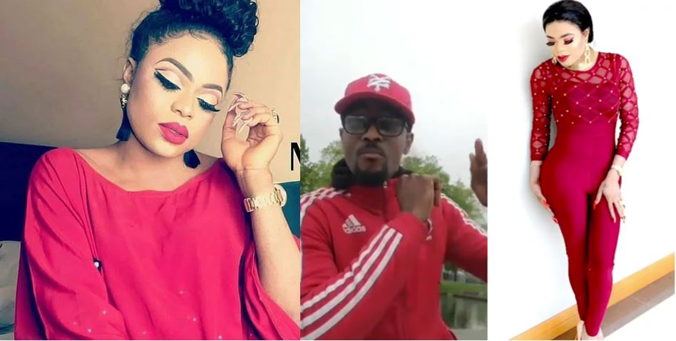 Man calls out Bobrisky as he starts process to get him arrested