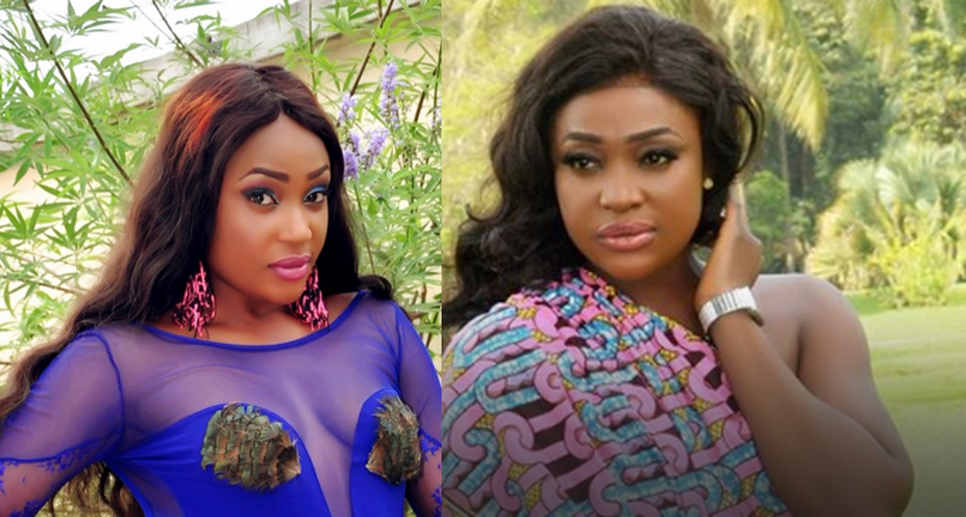 'Ladies do not marry a poor man' – Actress Lizzy Gold advises ladies