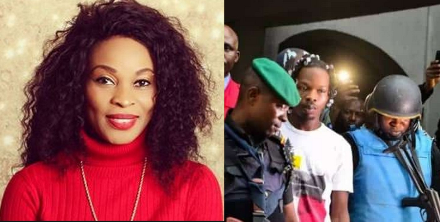 Equal justice should be served under the law – Georgina Onuoha reacts to Naira Marley's arraignment