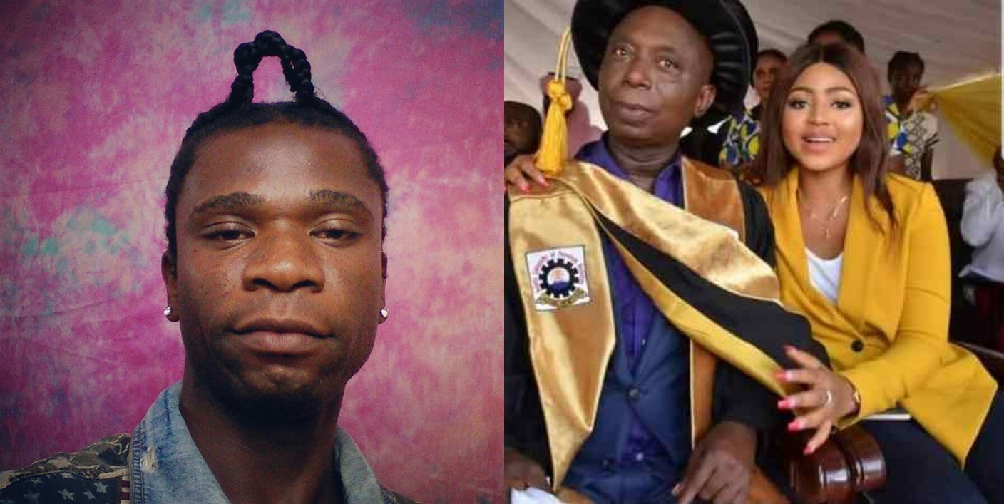 'I want to teach him a lesson' – Speed Darlington reveals what he will do to Ned Nwoko's daughter